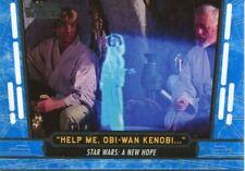 Obi-Wan Kenobi Star Wars Collectable Trading Cards