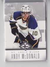 2012-13 Limited Silver #19 Andy McDonald 48/49 - Flat S/H