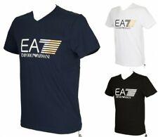 T-shirt camisa cuello V hombre EA7 EMPORIO ARMANI artículo 3ZPT61 PJ02Z