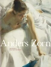 ANDERS ZORN - NEW HARDCOVER BOOK