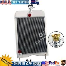 1660499m92 Radiator For Massey Ferguson Tractor 135 135 Uk 148 20 2135 35 203