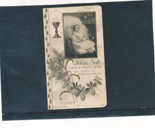 Heiligenbild Klein Nelli vom heiligen Gott, Holy-Card, Santino  (HB2)