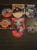 PC LOT: MYSTERY GAMES, SLOTS, HIDDEN PICTURES COMPUTER GAMES GOOD