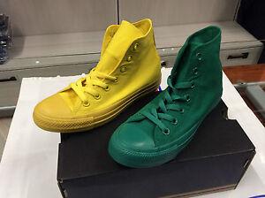 Chaussure Homme/Femme CONVERSE Modèle All Star Hi Toile Monochrome