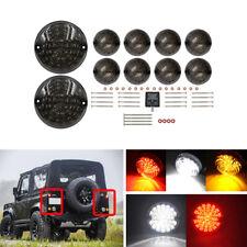 10PCS Land Rover Defender 90/110 posición Luz Side Marker Light Kit de Luz de la cola