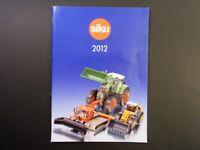 SIKU Händlerkatalog von 1993  Händler Katalog Programm in DIN A4 Prospekt