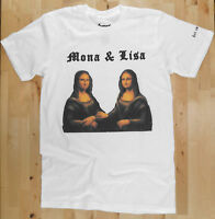 Betty Boop as Mona Lisa BOOPALISA Licensed Adult Heather T-Shirt All Sizes
