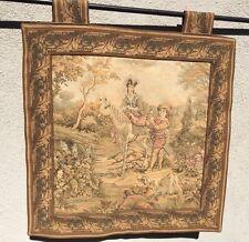 Tapisserie Gobelin Belge , Belgium Romantic Pastoral wall tapestry