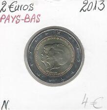 2 Euros - PAYS-BAS - 2013 // Qualité: Neuve