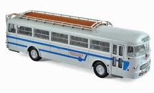 530023 Norev 1:43 Chausson AP52 1955 Bus grau blau