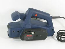 AEG H500 Elektrohobel Hobel 500 Watt (Atlas Copco) H 500 kaum benutzt