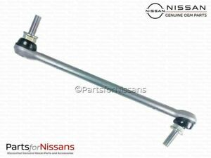 Genuine Nissan Cube Versa Front Stabilizer Sway Bar Link 54618-JX00A