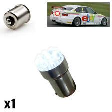 1x Opel Kadett E 1.2 207 R5W 9-LED White Number Plate Bulb Upgrade Light XE9