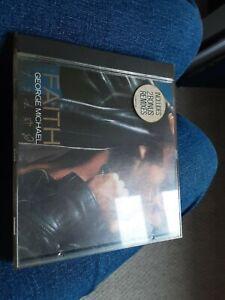 George Michael : Faith (1987 CD)   Epic – EPC 460000 2