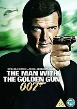 The Man with the Golden Gun [DVD] [1974], , Used; Very Good DVD