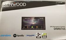 Kenwood DNR876S Digital multimedia navigation receiver (does not play discs)