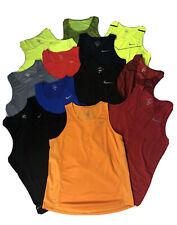 Nike Dri-Fit Mens Tank Top Sleeveless Shirt Running Miler Sweat-Wicking Cool M/L