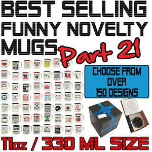 Funny Novelty Mug Cup Coffee Tea - SUPER BC11