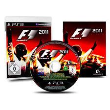 Ps3 jeu f1 formula 1 2011