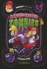 HANSEL & GRETEL & ZOMBIES - HARPER, BENJAMIN/ CANO, FERN (ILT) - NEW PAPERBACK B