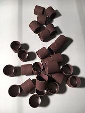1-1/2' x 1-1/2' Spindle Sander Sleeves (Pack of 24) 120 Grit