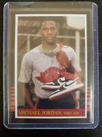 🔥Michael Jordan Nike Air Card #23 W/ Air Jordan One's 🔥