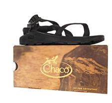 CHACO Z Cloud Mens Black SANDALS 9M Style J106763 NWOB