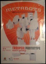 Metabots Trooper Prototype Heavy Defense Robot Kit 2006 MINT Paintable