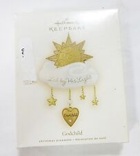 Hallmark keepsake christmas ornament godchild handcrafted