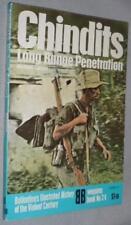 PB BALLANTINE Weapons Book #34 CHINDITS Long Range Penetration 1st Print SEP 19