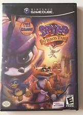 Nintendo GameCube Spyro A Hero's Tail (ORIGINAL VERSION & COMPLETE)