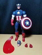 Marvel Legends 80th anniversary Captain America Steve Rogers Alex Ross
