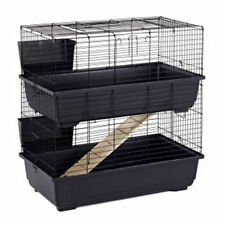 Unbranded Small Animal 2 Tiers Plastic Cages & Enclosures