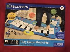 Discovery: Play Piano Music Mat w/ Built-in Songs New!