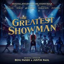 THE GREATEST SHOWMAN (2018) 11-track vinyl LP album NEW/SEALED Zac Efron