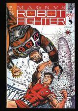 Magnus, Robot Fighter #5 NM 9.4 1st Rai Cards Intact!