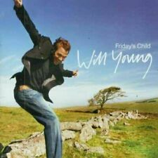 Friday's Child - Will Young - DISC ONLY - Audio CD - Album