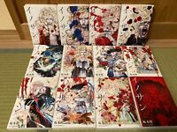 INOSAN innocent Rouge 1- 12 Japanese manga Set Versailles comic