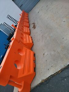 36 X 60 Traffic Barrier, Water Filled