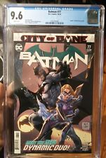 Batman #77 CGC 9.6 NM+ Death Of Alfred White pages