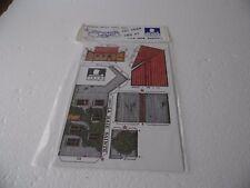 15 mm La Haie Sainte-Kit de tarjeta a todo color-Waterloo-pireme