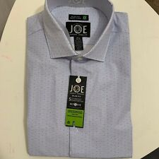 Joseph Abboud Men's NWT Slim Fit Long Sleeve Button Down Shirt
