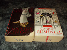 Candace Bushnell lot of 2 contemporary romance paperback