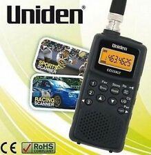 Uniden Bearcat EZI-33 XLT Airband VHF UHF FM Handheld Scanner Receiver EZI33XLT