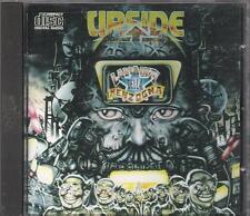 """UPSIDE - RARO CD HARDCORE ITALIA """" LABIRINTI DELLA MENZOGNA """""""
