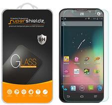 2X Supershieldz Tempered Glass Screen Protector Saver For ZTE Quartz Z797C