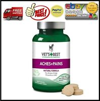 Vet's Best Aspirin Free Aches + Pains | Dog Supplement | Pain Support and Joint