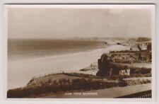 Cornwall Tarjeta Postal-VIEW FROM dormitorios, HOTEL VICTORIA, Newquay - (a1510)