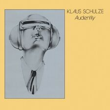 KLAUS SCHULZE - AUDENTITY 2 CD NEW+