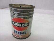 VINTAGE AMOCO GAS OIL  PROMO BANK   TIN ADVERTISING COLLECTIBLE   M-919